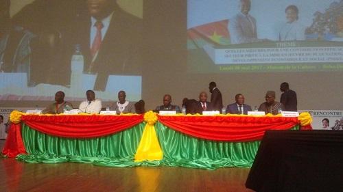 Partenariat gouvernement secteur privé: Paul Kaba Thiéba a échangé avec les acteurs du monde des affaires