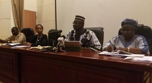 Ministère de la santé: Ouverture du premier CASEM 2017