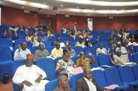 Caisse de dépôts et consignations du Burkina Faso: Le parlement autorise sa création