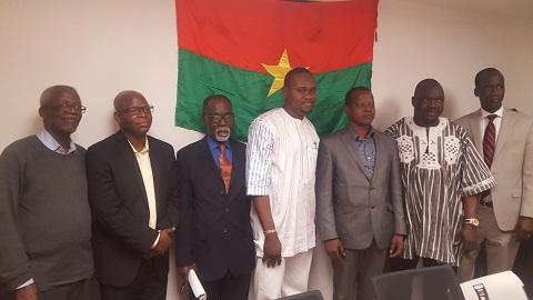 L'Association des Burkinabè de New York  a un nouveau bureau