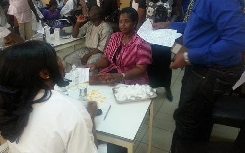 Diabètes et hypertension: Une campagne de dépistage au profit des députés et personnel du parlement