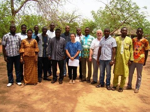 Agence de l'Eau du Mouhoun: vers l'élaboration du SAGE Samandeni-Sourou