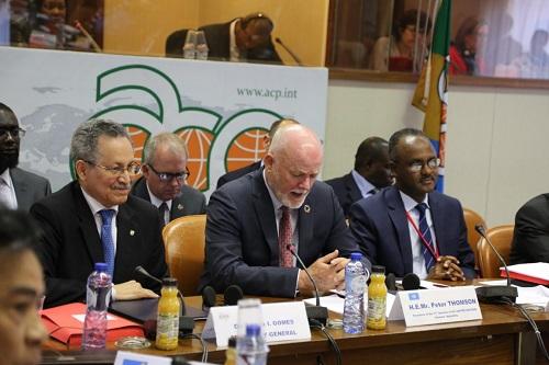 Afrique-Caraïbes-Pacifique: 79 ministres et ambassadeurs se félicitent du choix du président Kaboré comme porte-étendard du dossier coton