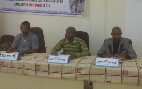 Renforcement de capacité: L'association Tié outille les comités de vigilance et de surveillance sur les risques liés à la migration des enfants et jeunes