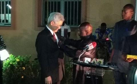 Diplomatie: Le Burkina dit au revoir à l'ambassadeur du Japon