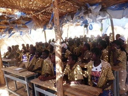 Education: La région du Centre-Est veut en finir avec les infrastructures éducatives sous paillotes