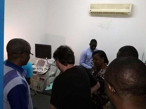 Santé: La E-clinique désormais effective à la clinique Les Genêts