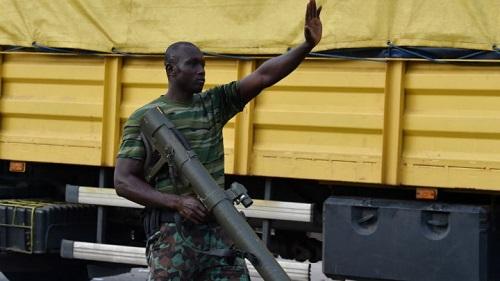 Des mutins annoncent le retour en caserne — Côte d'Ivoire