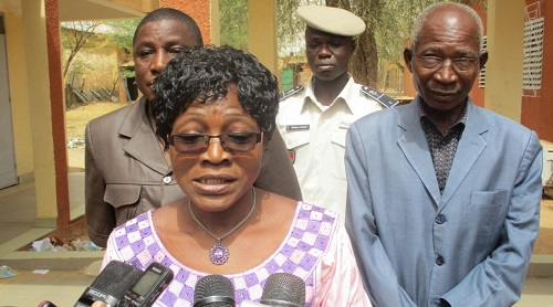 Nathalie Somé sur les accusations de malversations au CSC