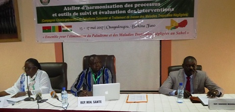 Projet paludisme et maladies tropicales négligées: L'OOAS harmonise ses outils de lutte dans l'espace CEDEAO