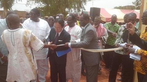 Promotion de la santé locale: Le centre médical de la Croix-Rouge du Houet a rouvert ses portes