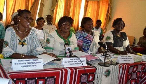 3ème Journées de promotion et de valorisation des produits locaux: La Fédération femme et développement encourage le savoir-faire traditionnel