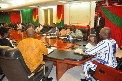 Presse privée du Burkina: Le gouvernement prend l'engagement «ferme» d'apurer la dette d'ici à deux semaines