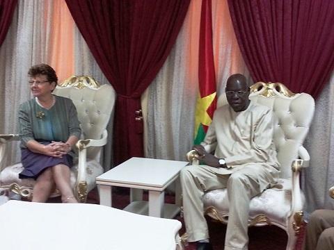 Lutte contre la malnutrition: Ouagadougou abritera une réunion internationale de parlementaires en juin prochain