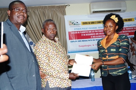 Politiques publiques en 2016: Le CDCAP de Siaka Coulibaly livre les résultats de sa revue