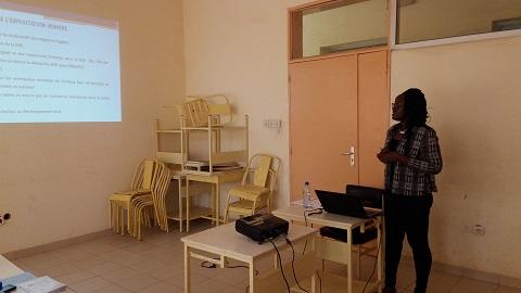 Soutenance de mémoire: Madina Soré interroge la pratique de la RSE dans les entreprises minières