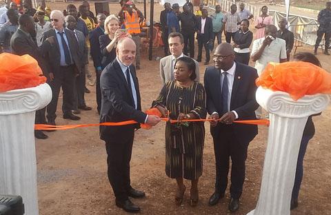 Orange Burkina Faso S.A renforce son réseau Internet Haut Débit