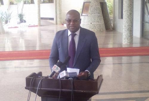 Disparition de 400 millions FCFA au niveau du Fonds d'entretien routier: «une mesure disciplinaire a été prise», affirme Eric Bougouma, ministre des infrastructures