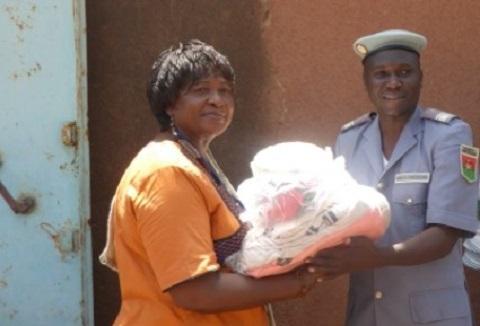 3èmeJournées de promotion et de valorisation des produits locaux: La  Fédération femme et développement au chevet des détenues de la MACO