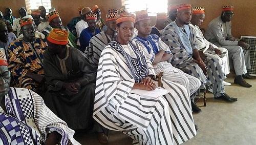 Mise en œuvre du PNDES dans le Kourweogo: Le député Kouama Raphael sollicite  les ''bonnets rouges''