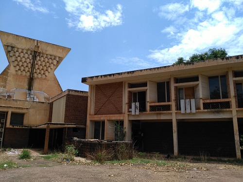 Mémorial Thomas Sankara: Les architectes ont visité le site qui abritera l'infrastructure
