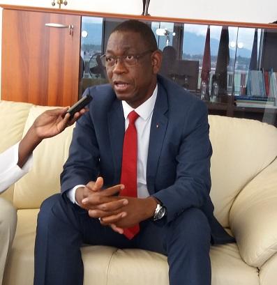 Déclaration de monsieur le ministre de l'Environnement, de l'économie verte et du changement climatique du Burkina Faso à l'occasion de la Journée internationale de la diversité biologique