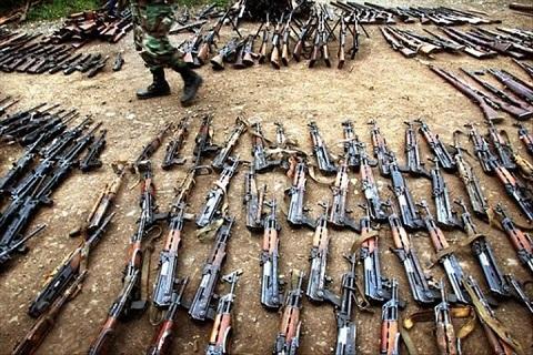 Alertes! Usage d'armes de guerre  aux frontières du Burkina