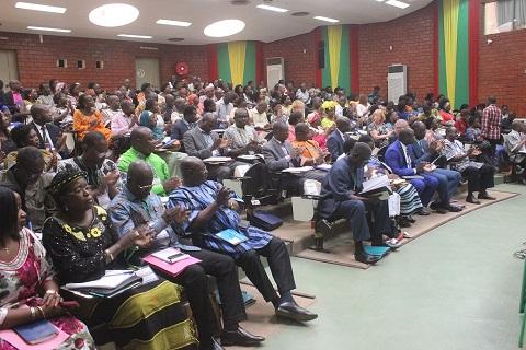 Première session du CONAP Genre: La prise en compte le genre dans la mise en œuvre du PNDES