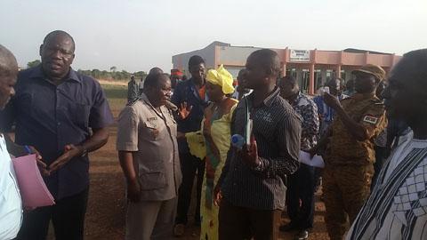Commune de Loumbila: Entre le maire et certains conseillers municipaux, plus rien ne va