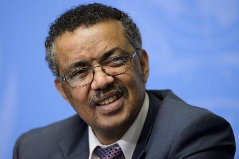 Le Dr. Tedros Adhanom Ghebreyesus, de l'Ethiopie, élu nouveau Directeur général de l'OMS