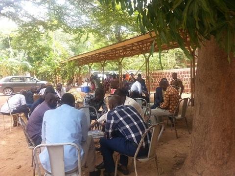 Ministère des affaires étrangères: Les agents en sit-in de 72 heures