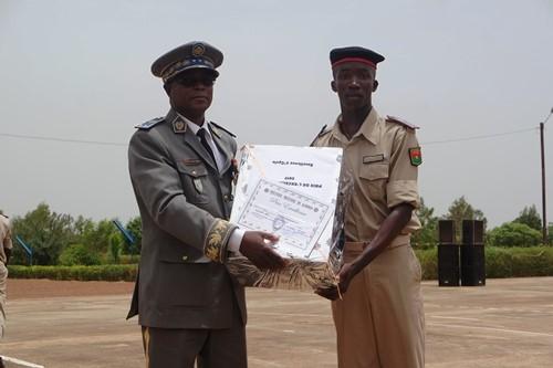 Prytanée militaire de Kadiogo: L'excellence célébrée, le mérite des enseignants reconnus