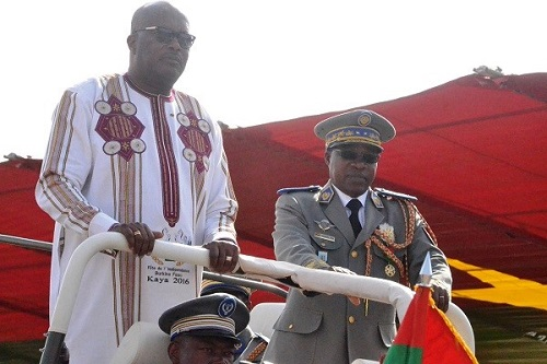 Le Gal Pingrenoma Zagré ambassadeur au Ghana: Une nomination ''mouta mouta''?
