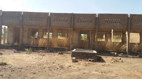 Commune rurale de Nebiélianayou dans la Sissili: Des bâtiments ou lycée abandonnés et un CSPS qui laisse à désirer