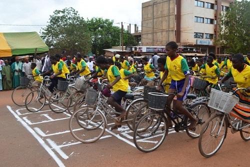 Cyclisme: Inculquer l'amour du vélo aux élèves de l'école primaire