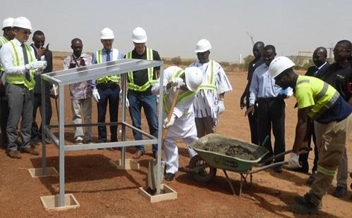 Energies renouvelables: Quand Iamgold Essakane S.A transforme le soleil  en une ''mine d'or ''