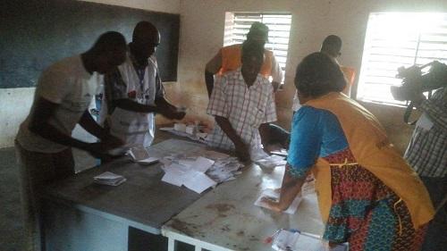 Élections municipales partielles à Karangasso-Vigué: Le MPP vainqueur avec 31 conseillers sur 55