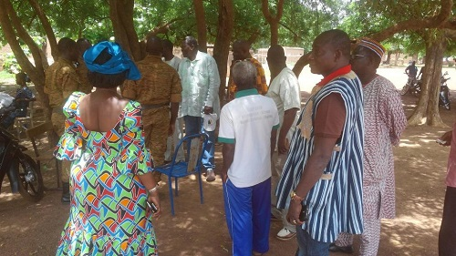 Elections municipales partielles à Karangasso-Vigué: Le MPP et le CDP ont prôné la paix