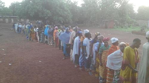 Reprise des élections municipales partielles à Karangasso-Vigué: Les populations ont accompli leur devoir de citoyen dans la quiétude