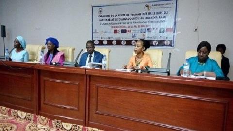 Promotion de la Planification familiale: 2,2 millions d'utilisatrices additionnelles de méthodes moderne dont 18% pour le Burkina, d'ici 2020