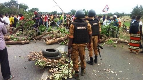 Accident sur l'axe Bobo –Diébougou: Un enfant décédé