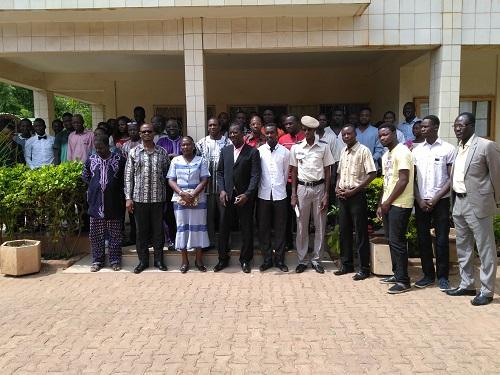 Education civique en milieu scolaire: Le réseau Afrique jeunesse a formé des acteurs à Ouaga