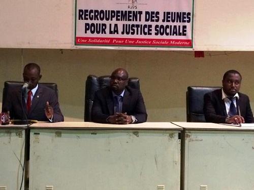 Burkina-Faso: Un regroupement de jeunes prêche pour la justice sociale