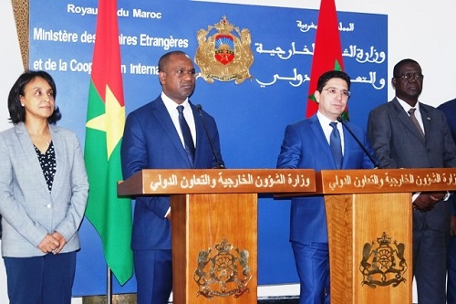 Axe Ouaga-Rabat : Accord conclu pour la suppression des visas