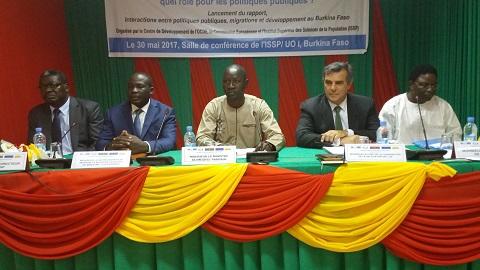 Burkina Faso: La population émigrée estimée de 8 à 9%