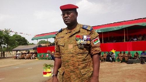 Armée de terre: Le Colonel-major Léon Traoré au centre du ''noyau dur''
