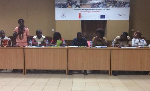 Développement: Des jeunes de cinq régions à la recherche de solutions