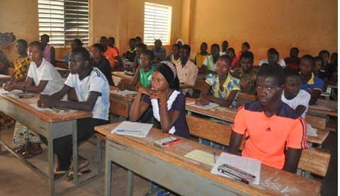 Examens scolaires 2017: Lancement des épreuves ce 1er juin à Dori