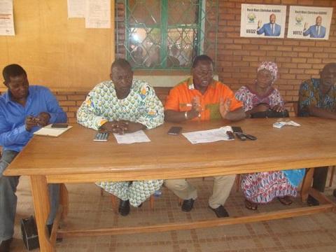 Elections partielles à Zogoré: le MPP Yatenga tire les enseignements du scrutin