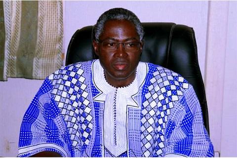 Message de monsieur le ministre de l'Education nationale et de l'Alphabétisation à l'orée des examens